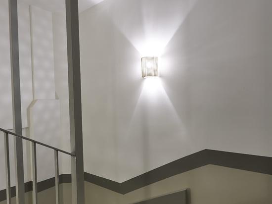 Half Moon Wall Lamp
