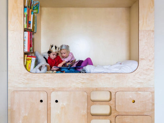 Kids Bedroom Design Idea – Include A Cubby Or Reading Nook For Them To Play In