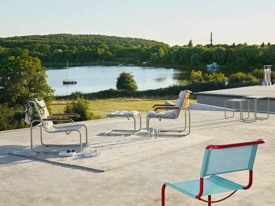 Outdoors at home: Thonet All Seasons