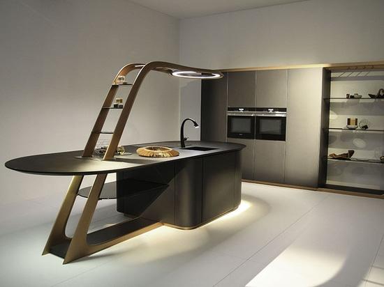 Kitchen Aria by Snaidero