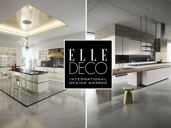 SNAIDERO WALKS AWAY WITH ELLE DECOR RUSSIA'S BEST OBJECT OF THE YEAR DESIGN AWARD FOR KELLY AND LOOK