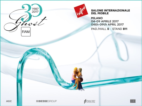 GHOST 30th @ Milan Furniture Fair