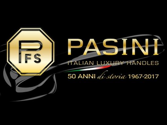 logo Pasini 50th Anniversary