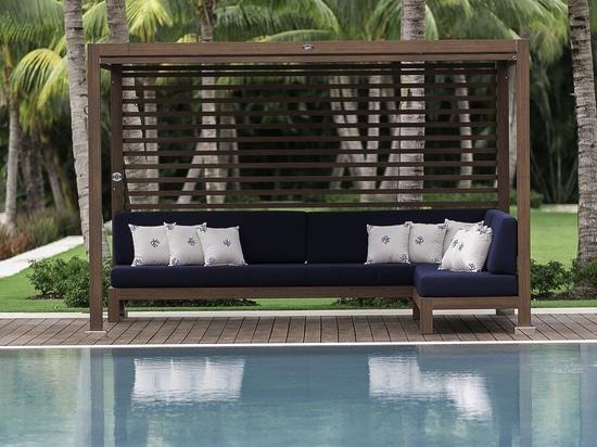 EQUINOX - open-air living room