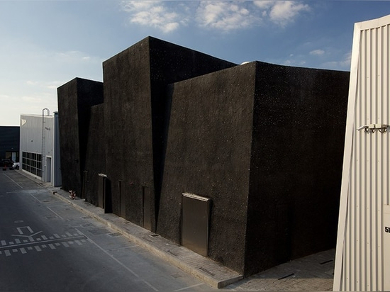 OMA's first completed project in the UAE opens at dubai's alserkal avenue
