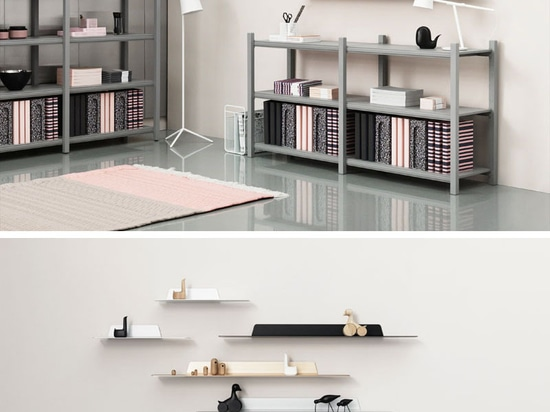 Jet Is A Thin, Modern, Minimalist Shelf