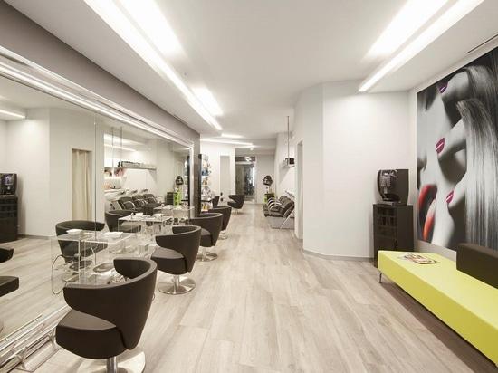 Chain of Hair salon