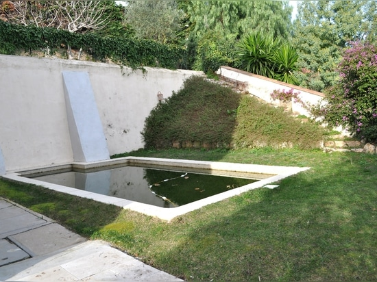 Renovation of swimming pool