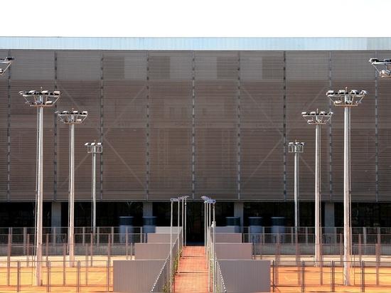 Madrid's new multifunctional tennis centre