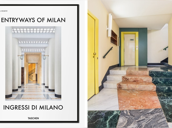 Making an entrance: Milan's sumptuous modernist hallways