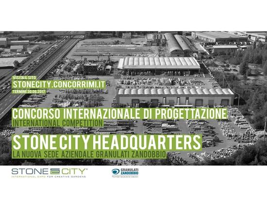 """GRANULATI ZANDOBBIO LAUNCHES INTERNATIONAL DESIGN COMPETITION """"STONE CITY HEADQUARTERS"""""""