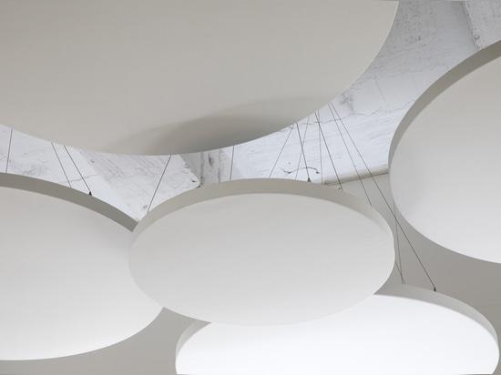 MPC Amsterdam installs Acoustic Class Circles