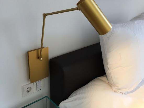 Custom bed lights for Parc Broekhuizen, by JSPR