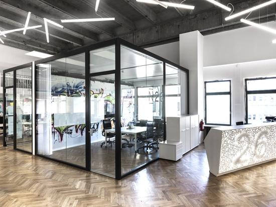 N26 headquarters in Berlin by TKEZ