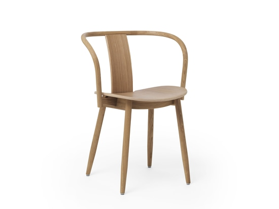 Icha Chair Natural Oak