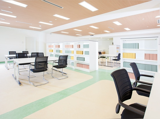 Interior AL JALILA Children´s Specialty Hospital