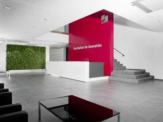Interior Headquarter SCHNEIDER GmbH & Co. KG