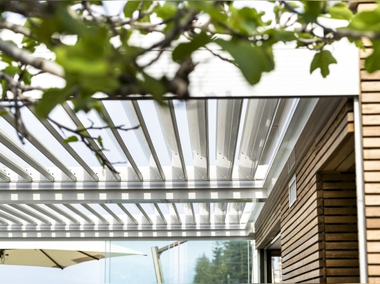 Med Twist - The Bioclimatic Pergola