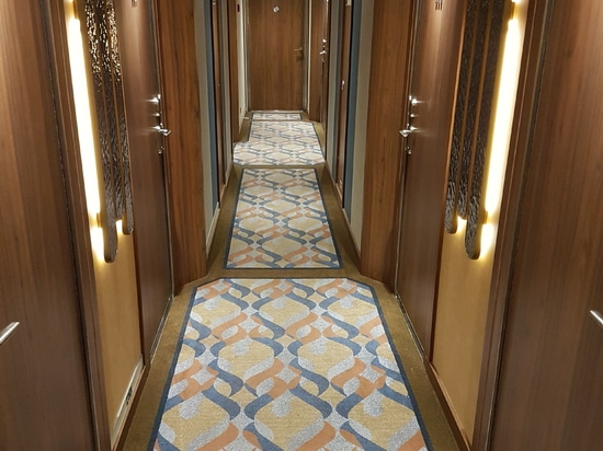 Douro Serenity - Tourism Ship - Carpeted by LUSOTUFO