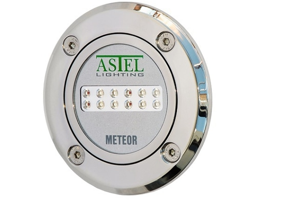 Meet the new upgraded version of the METEOR Pool LED Lights
