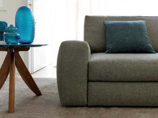 Joey fabric sofa