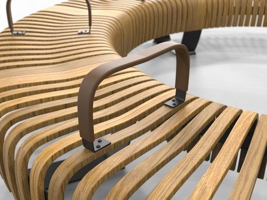 New - Leather armrests for Nova C Series