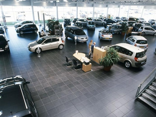 Showroom Renault - No Name