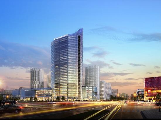New Yuppies - InterContinental Beijing Sanlitun