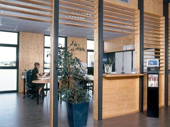 Architecte AGC Headquarters – No Name