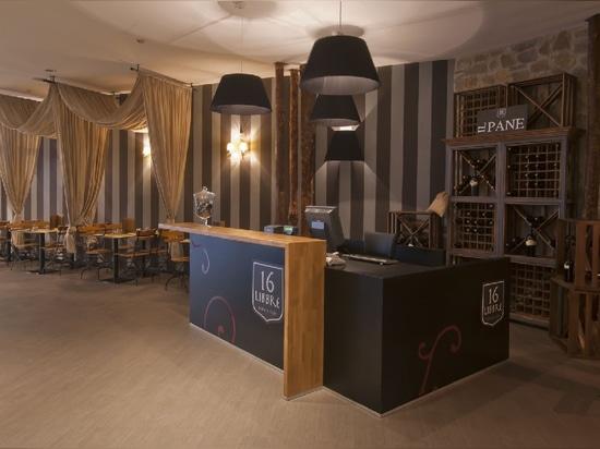16 LIBBRE Bakery Café – Origine