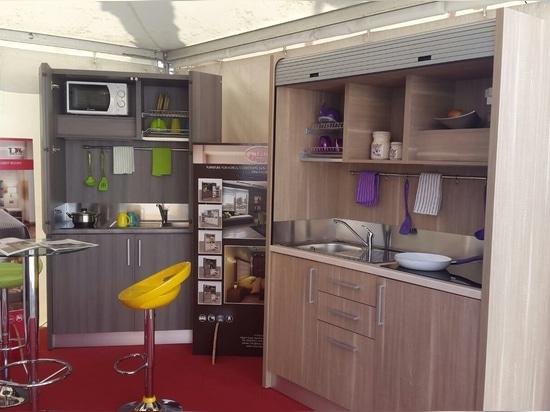 Mobilspazio mini kitchens