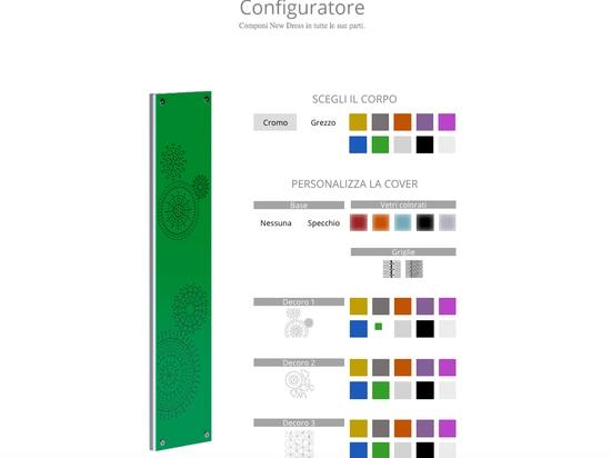 New Dress 3D configurator