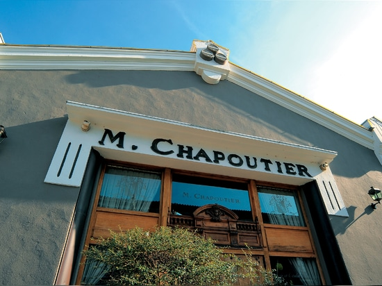 Cave M. Chapoutier – Chamade – Origine