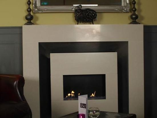 Kiah Flueless Fireplace