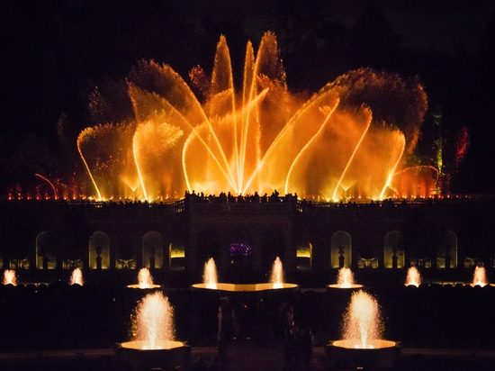 Main Fountain Garden - Longwood Gardens