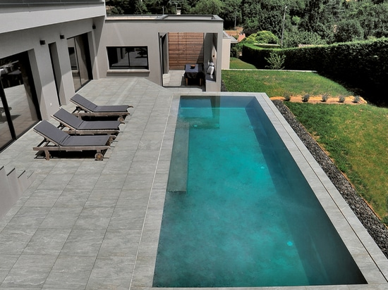 Swimming pool destination