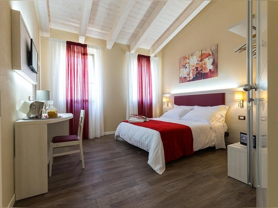 Villa Erica, double bedroom