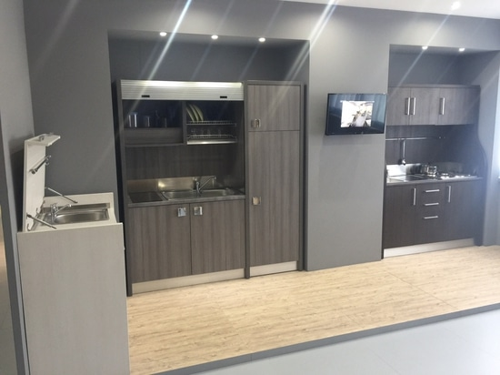 Showroom - mini kitchens