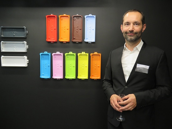 Bruno Charnay, Sfel and Luminaires GAL CEO