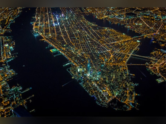 Vincent Laforet documents New York with aerial photographs