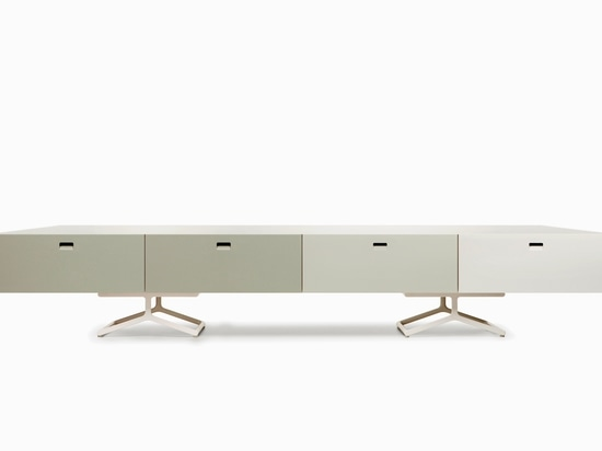 Satellite cabinet design Barber Oserby