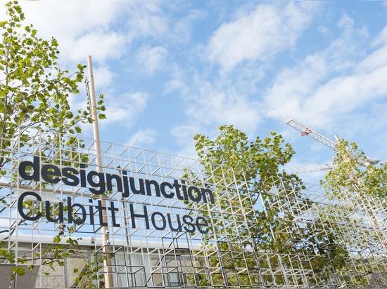 Designjunction 2017, Cubitt House, King's Cross, London