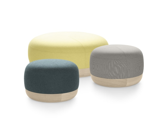 Egon Lounge Collection Designed by Iratzoki & Lizaso for Alki
