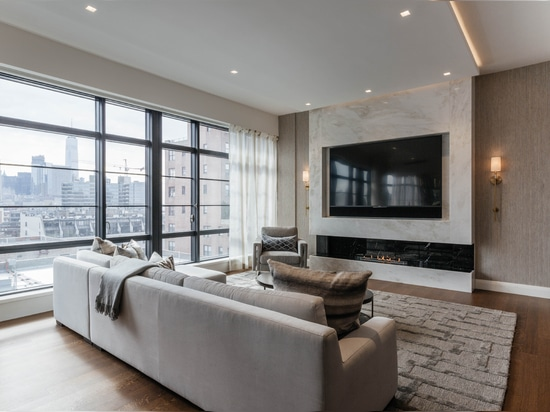 Three Bedroom Apartment in one of NYC most exclusive green condominiums.