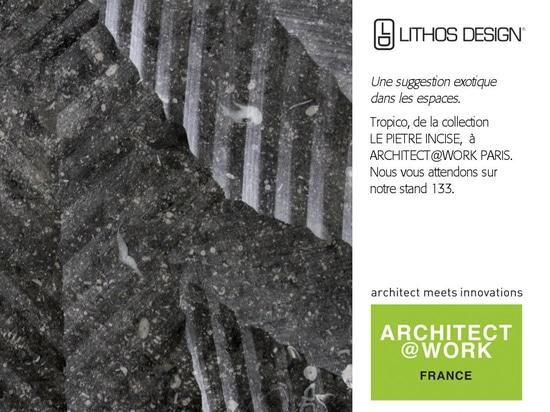 Tropico and Khadi at Architect[at]work Paris