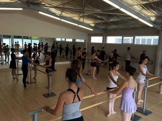 L'Avant-Scène Centre de Danse 2