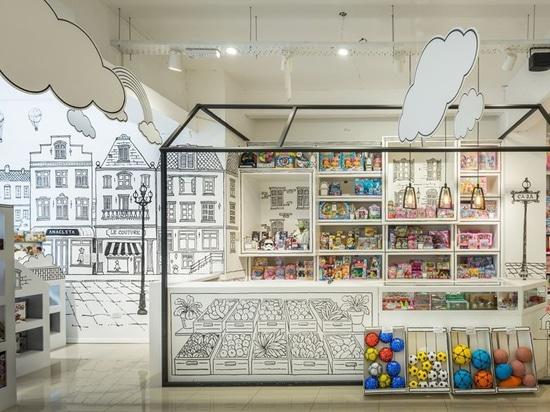 Algo grosso Toy Shop
