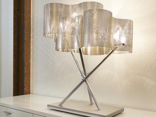 Cloud Wall Lamp N°33