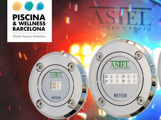 Meet Astel Lighting At PISCINA & WELNESS BARCELONA Exhibition!