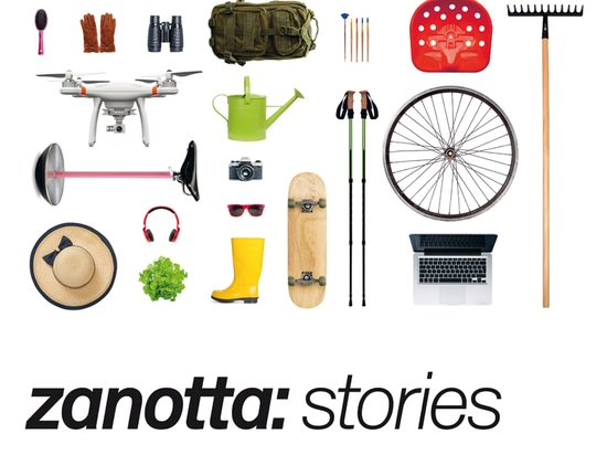 Tecno presents Zanotta Stories